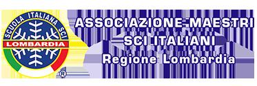 A.M.S.I. Lombardia Scuole Sci Associate Logo